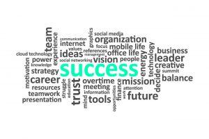 Increasing business success